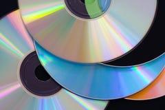 DVD Platte Lizenzfreie Stockbilder