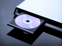 DVD player Royalty Free Stock Photography