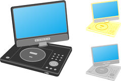 Dvd-player Royalty Free Stock Photos