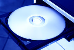 DVD Player Stock Image