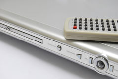 Dvd player1 Royalty Free Stock Photography