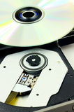 DVD recorder Stock Image