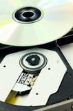 DVD recorder stock image