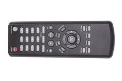 DVD remote control Royalty Free Stock Photography