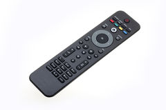 DVD remote control stock photography
