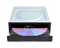 Dvd rom Royalty Free Stock Image