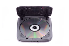 Dvd rom Royalty Free Stock Photos