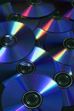 DVD Rom Stock Photo