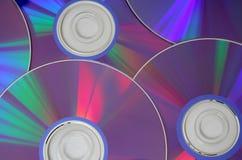 dvd s 免版税库存图片