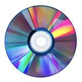 DVD-Schijf Royalty-vrije Stock Afbeeldingen