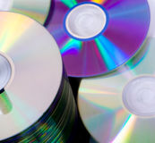 Dvd spécial Photographie stock libre de droits