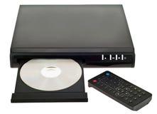DVD-Spieler Stockbild