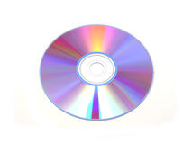 DVD Texture Stock Image