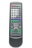 Dvd TV Remote Stock Photography