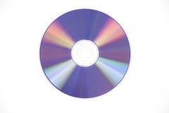 DVD viola fotografie stock