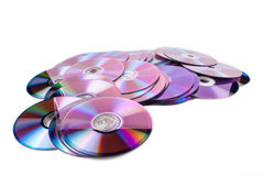 Dvd5 Royalty Free Stock Photography