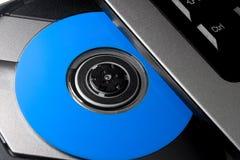 dvdROM-minne Arkivfoton