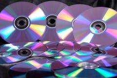 dvds пука стоковое фото