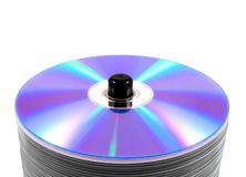 DVDs Stock Images