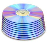 Dvds Stock Image