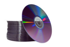 Dvds Royalty Free Stock Photography
