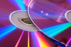 DVDs Stockbilder