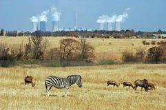 développement de l'Afrique Images stock