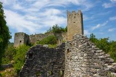 Dvigrad, Croatia Royalty Free Stock Photos