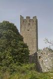 Dvigrad in Istria royalty free stock photo