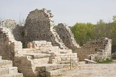 Dvigrad  in Istria Stock Image