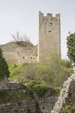 Dvigrad in Istria royalty free stock photography
