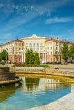 Dvina Hotel, Polotsk Stock Photos