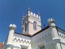 Dvorac Trakoscan stock foto