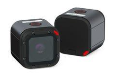 DVR Dash Cameras Royalty Free Stock Images