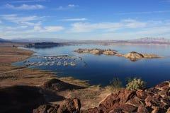 Dwójniak jezioro zdjęcie royalty free