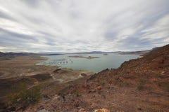 Dwójniak jezioro zdjęcia royalty free