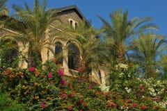 Dwór w Tiberias Fotografia Royalty Free
