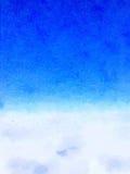 DW niebo chmurnieje 3 Zdjęcia Stock
