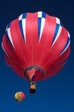 Dwa balonu Zdjęcie Royalty Free
