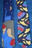 Dwa Bitelsi krawata obraz royalty free