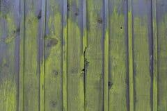 Dwa drewniany serce Obrazy Stock