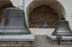 Dwa dzwon Zdjęcia Royalty Free