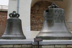 dwa dzwony Obraz Royalty Free