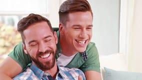 Dwa homoseksualista wpólnie zbiory