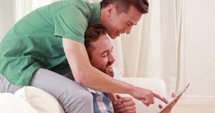 Dwa homoseksualista wpólnie zbiory wideo