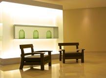 dwa krzesła Zdjęcie Royalty Free