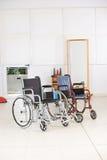 Dwa pustego wózka inwalidzkiego Fotografia Royalty Free