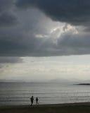 dwa samotności zdjęcia stock