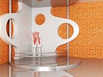 Dwa wazy stoją na podium Obrazy Stock