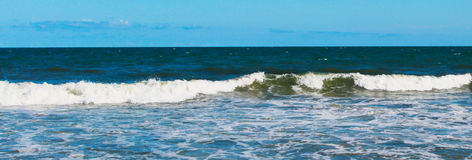 Dwaasheids strand-Sc royalty-vrije stock fotografie